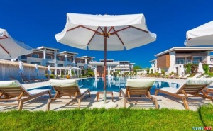 Лято 2020 г. в Нов Комплекс на Царския Плаж, Цена на човек от 23.08 с Включена Закуска в Аполония Ризорт, Созопол