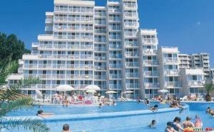На Първа Линия в Албена, All Inclusive Цена на човек до 01.07 с Включен Плаж от Хотел Елица