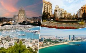 Екскурзия до Барселона, Балеарските Острови и Валенсия, Испания. 5 Нощувки на човек със Закуски, Вечери +Транспорт от Та Болгериан Холидейс <em>Китен</em>