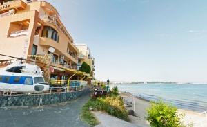 През Юни на Първа Линия в <em>Равда</em>. 7 Нощувки в Стая с Изглед Море със Закуски и Вечери на човек в Семеен Хотел Блян