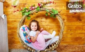 Пролетна семейна фотосесия - в студио или на открито, с 10 или 100 обработени кадъра