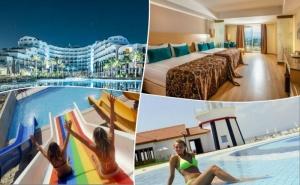 Майски Празници в Sea Light Resort****  <em>Кушадасъ</em>, Турция!  Пет Нощувки на човек на База All Inclusive от Та Ариес Холидейз. Дете до 11.99 г- Безплатно!