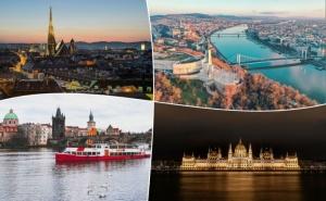 Екскурзия до Будапеща, Прага и Виена!. 4 Нощувки на човек + Транспорт от Та Холидей Бг Тур