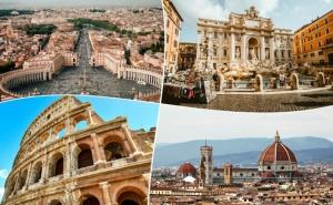 Великден в <em>Рим</em>, Италия!. 3 Нощувки на човек + Самолетен Билет от Та Холидей Бг Тур