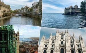 За Майските Празници в Швейцария, Франция и Италия на Топ Цена!. 4 Нощувки на човек със Закуски + Транспорт от Та Холидей Бг Тур