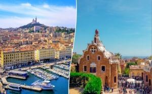 Екскурзия до  Италия, Френската Ривиера и Испания. 5 Нощувки на човек със Закуски + Транспорт от Та Холидей Бг Тур