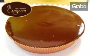 Торта с белгийски шоколад
