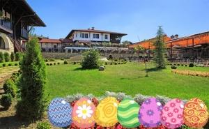 Великден в <em>Арбанаси</em>! 3 или 4 Нощувки на човек със Закуски и Вечери, Едната Празнична, в Рачев Хотел Резиденс