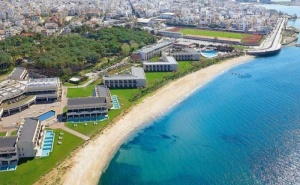 Незабравимо Лято 2020 в Grecotel Astir 5*, <em>Александруполи</em> - Пакет от Три Нощувки със Закуски, Безплатно Ползване на Чадъри и Шезлонги на Плажа Към Хотела