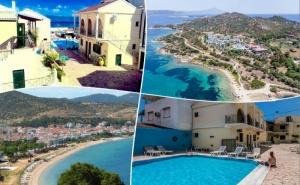 Майски Празници в <em>Халкидики</em>, Гърция! 3 Нощувки на човек със Закуски, Вечери + Транспорт от  Та Албатрос Турс