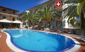 All Inclusive Ранни Записвания за Майски Празници в Хотел Simeon, Халкидики