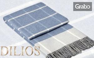 Одеяло онтарио с Модерен Дизайн и Цвят по Избор
