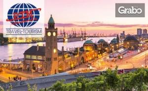 Екскурзия до Хамбург, с Възможност за Любек и Бремен! 3 Нощувки със Закуски, Плюс Самолетен Транспорт