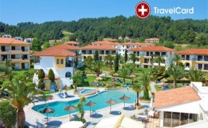 4* All Inclusive More в хотел Chrousso, Халкидики