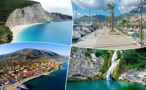 Почивка на Остров Лефкада, Гърция! Транспорт + 5 Нощувки със Закуски на човек от Та  Далла Турс