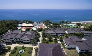 5 Дни за Двама със Закуска и Вечеря през Септември в Alexandra Beach Thassos Spa Resort