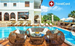 4* Лятна Почивка в Хотел Possidi Paradise, Халкидики