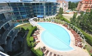 Нощувка на човек на База All Inclusive в Апарт Хотел Синя Ривиера, <em>Слънчев бряг</em>