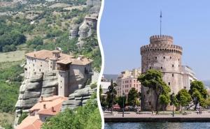 Екскурзия до Гърция - Солун и <em>Метеора</em> - Осмото Чудо на Света! Транспорт + 2 Нощувки на човек със Закуски от Абв Травелс за 129 лв.