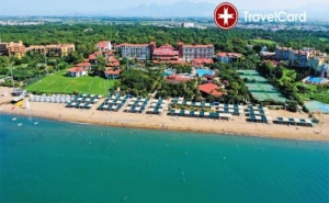 5* Ultra All Inclusive Късно лято в Belconti Resort, Турция