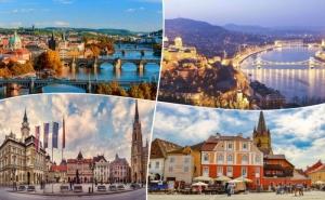 Екскурзия до Златна Прага и Будапеща! 3 Нощувки на човек със Закуски и Транспорт от Абв Травелс
