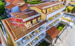 3 или 4 нощувки на човек в хотел Athina Mare-Sole*** в Калитея, Халкидики, Гърция от Трипс Ту Гоу