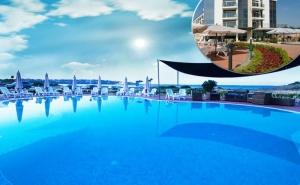 04.06 - 05.07 в Созопол! 7 нощувки на човек със закуски + басейн от хотел Южна Перла, на брега на къмпинг Каваци