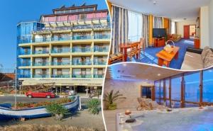 ТОП СЕЗОН в Поморие! 3+ нощувки на човек със закуски и вечери + релакс зона от хотел Св. Св. Петър и Павел***
