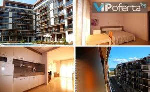 Еднодневен Пакет за Почивка в Апартаментен Комплекс Pomorie  Bay Apartments, <em>Поморие</em>