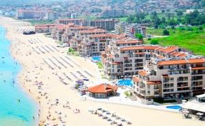 Лято 2020Г. на 1-Ва Линия в Обзор Бийч Ризорт*****! Нощувка на човек на База All Inclusive + Басейни и Безплатен Достъп до Широката Плажна Ивица