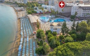 4* Ultra All Inclusive Късно лято в хотел Lonicera World, <em>Анталия</em>