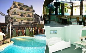 Лято 2020Г. в Хотел Боряна, кв.крайморие, <em>Бургас</em>! Нощувка на човек + Басейн