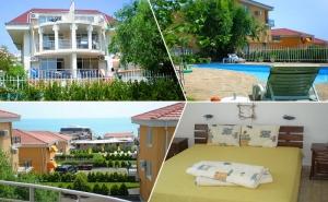 2 нощувки за четирима в апартамент + басейн във Вила Лазур, Свети Влас