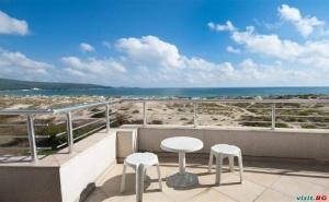 Супер Изгоден All Inclusive Първа Линия Юли и Август до Северния Плаж в Приморско от Хотел Перла Плая