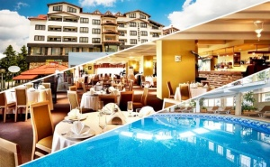Нощувка на човек със закуска + басейн и сауна в хотел Снежанка, Пампорово