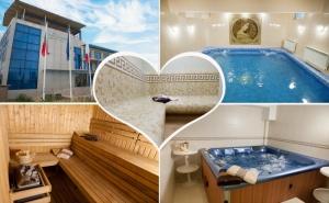 Нощувка на човек със закуска* и вечеря* + минерален басейн и релакс зона от хотел Астрея, Хисаря