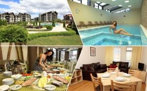 2, 3, 5 или 7 нощувки за ДВАМА или ЧЕТИРИМА със закуски, обеди и вечери + външен басейн с минерална вода и топъл вътрешен басейн от Аспен Резорт***