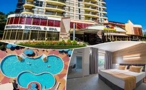 1 или 3 нощувки на човек на база All Inclusive в Хавана Казино хотел & Спа****, Златни пясъци