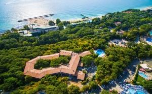 Лято на 150м. от плажа в Златни пясъци. Нощувка на човек на база Аll inclusive + басейн в хотел Преслав***