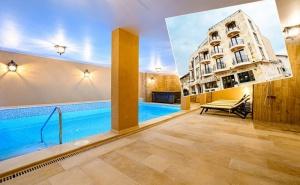 2 или 3 нощувки на човек със закуски и вечери + басейн и релакс зона от хотел Антик, Павел баня