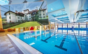 Делник в Банско! 2 или 3 нощувки на човек със закуски и вечери* + басейни и СПА в хотел 7 Пулс & СПА Апартмънтс