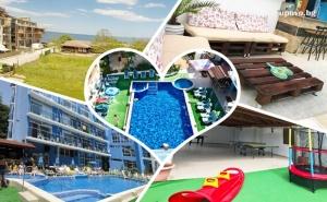 Нощувка на човек на база All inclusive + басейн в хотел Китен Палас! Дете до 12г. - БЕЗПЛАТНО!