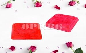 Натурален Крем Сапун Розов Цвят