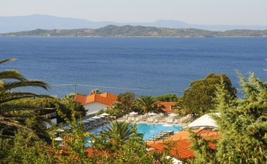 5 дни за двама с All Inclusive през Юни 2021 в Bomo Aristoteles Holiday Resort & SPA