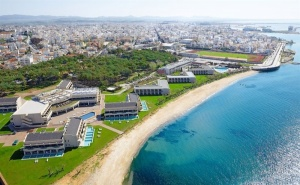 5 дни за двама със закуска през Юни 2021 в Grecotel Egnatia Grand Hotel