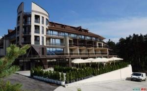 Есенен Спа Релакс през Седмицата във Велинград, Полупансион за Двама от Инфинити Хотел Парк и Спа