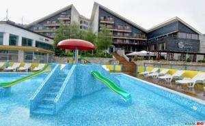 През Уикенда във Велинград, Полупансион Цена на човек в Спа Хотел Селект