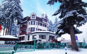 Ски Почивка в <em>Боровец</em>! Нощувка със Закуска за Двама или Четирима от Апартаментен Комплекс Алпин
