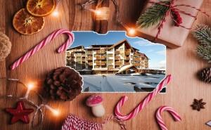 Коледа в Белведере Холидей Клуб, Банско! Нощувка на човек със закуска и вечеря + басейн и релакс зона