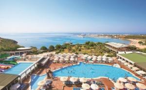 Ранни Записвания за Лято 2021 в Дидим, Турция! 7 Нощувки на База All Inclusive + 5 Басейна и Собствен Плаж от Хотел Didim Beach Resort Aqua & Elegance Thalasso и Ню Сън Травел